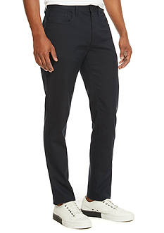 Kenneth Cole Slim-Fit 5-Pocket Pants