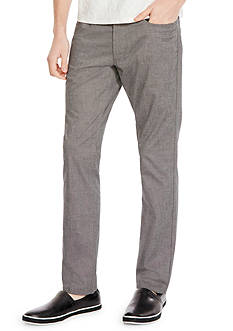 Kenneth Cole New York Slim 5-Pocket Pants