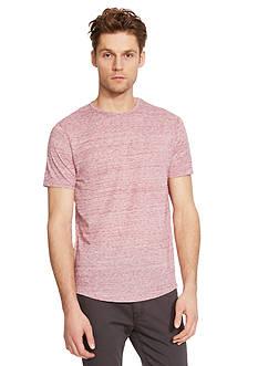 Kenneth Cole Side Zip Jaspe Shirt