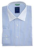 Haspel® Stripe Slim Dress Shirt