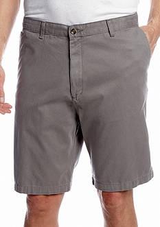 Saddlebred Flat Front Twill Shorts