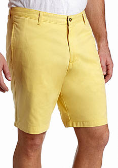Saddlebred Big & Tall Flat Front Shorts