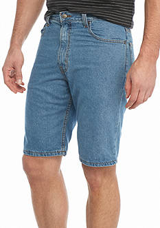 Saddlebred Big & Tall 5 Pocket Denim Shorts