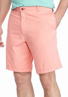 Saddlebred Big & Tall Flat Front Shorts