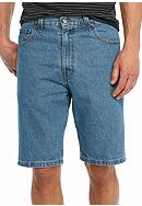 Saddlebred® 5 Pocket Denim Shorts