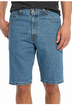 Saddlebred 5 Pocket Denim Shorts