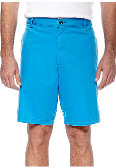 Saddlebred Flat Front Cell Pocket Shorts