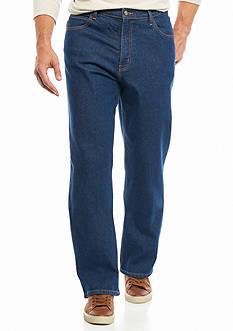 Saddlebred Big & Tall 5 Pocket Classic Stretch Jeans