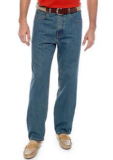 Saddlebred Big & Tall 5-Pocket Regular Fit Jeans