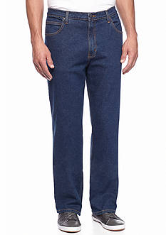Saddlebred 5 Pocket Comfort Medium Denim Jeans