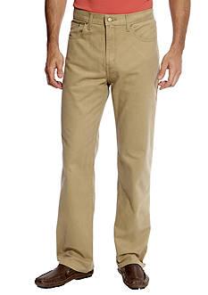Saddlebred Big & Tall Regular-Fit 5 Pocket Jeans