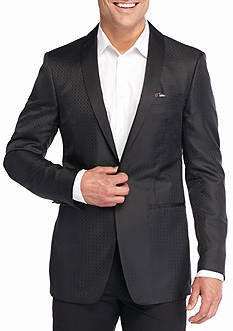 Tallia Orange Slim-Fit Dinner Jacket Sport Coat