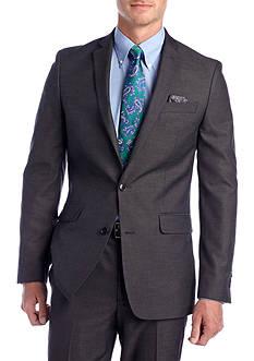 Tallia Orange Grey Tic Suit Separate Coat