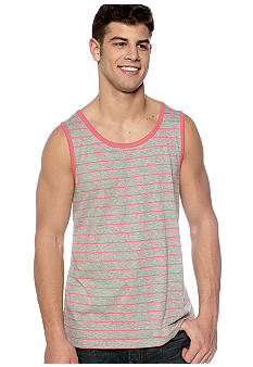 Red Camel Mini Stripe Tank