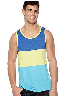 Red Camel Colorblock Tank