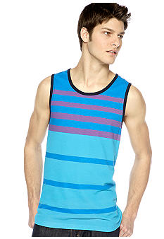 Red Camel Multi Stripe Tank