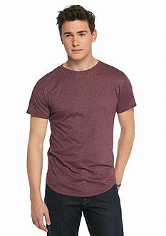 Red Camel Short Sleeve Longer Length T-Shirt
