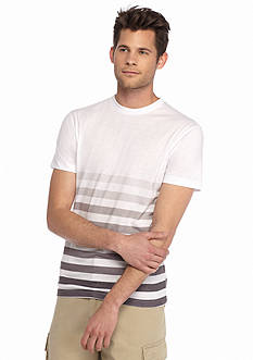 Red Camel Ombre Stripe T-Shirt