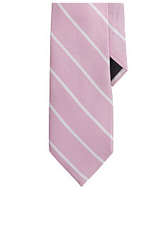 Lauren Ralph Lauren Dress Shirt Striped Silk Tie
