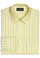 Lauren Ralph Lauren Dress Shirt Classic-Fit Bennett Striped Cotton Broadcloth Dress Shirt