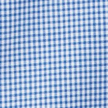 Young Men: 100% Cotton Sale: Blue Micro Lauren Ralph Lauren Dress Shirt Classic-Fit Checked Warren Dress Shirt