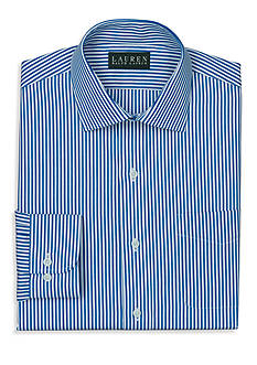 Lauren Ralph Lauren Dress Shirt Slim-Fit Bengal-Striped Warren Dress Shirt