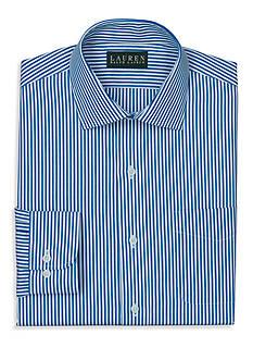 Lauren Ralph Lauren Dress Shirt Slim-Fit Bengal-Striped Warren Dress Shirt
