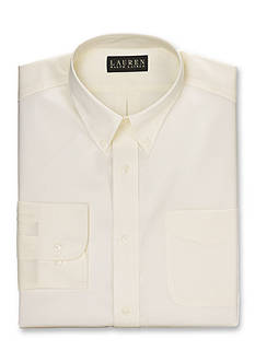 Lauren Ralph Lauren Dress Shirt Slim-Fit Dress Shirt