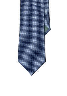 Lauren Ralph Lauren Neckwear Micro-Diamond Silk Tie