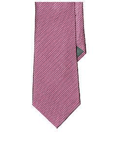 Lauren ralph lauren neckwear micro diamond silk tie belk for Diamond and silk t shirts