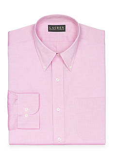 Lauren Ralph Lauren Dress Shirt Classic Pin Point Dress Shirt
