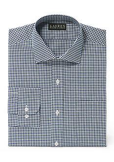 Lauren Ralph Lauren Dress Shirt Men's Relaxed-Fit Dress Shirt