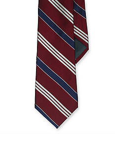 Lauren Ralph Lauren Neckwear Men's Signature Collection Stripe Tie