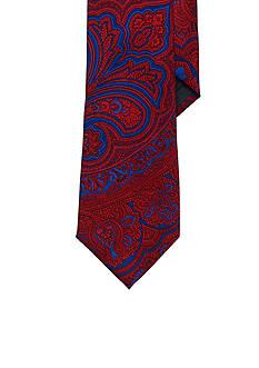 Lauren Ralph Lauren Neckwear Paisley Silk Tie
