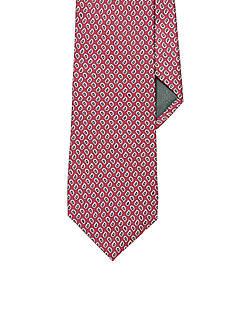 Lauren Ralph Lauren Neckwear Paisley Neats Silk Tie