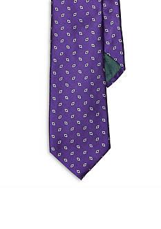 Lauren Ralph Lauren Neckwear Novelty Silk Tie