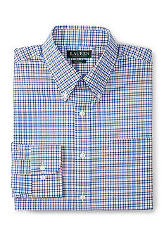 Lauren Ralph Lauren Dress Shirt Classic-Fit Gingham Dress Shirt