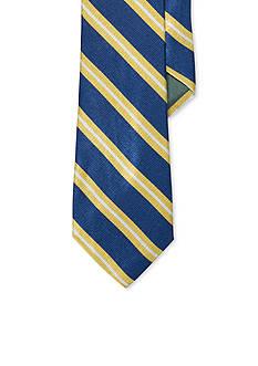 Lauren Ralph Lauren Neckwear Regency Repp Stripe Tie