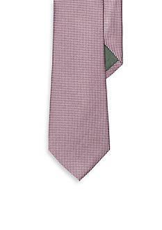 Lauren Ralph Lauren Neckwear Textured Solid Tie