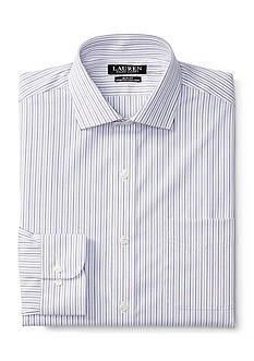Lauren Ralph Lauren Slim-Fit Striped Stretch Estate Dress Shirt