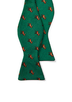 Lauren Ralph Lauren Moose Print Bow-Tie