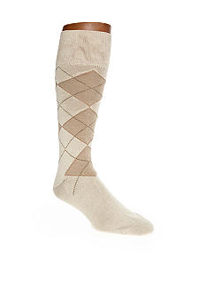 Saddlebred Argyle Dress Sock