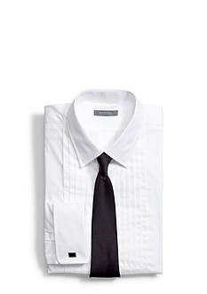 Madison Tuxedo Classic Fit Formal Shirt/Tie Set