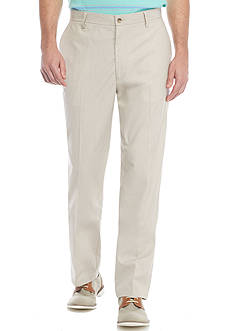 Saddlebred Flat Front Pincord Pants