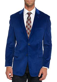 Saddlebred Classic-Fit Royal Blue Sport Coat