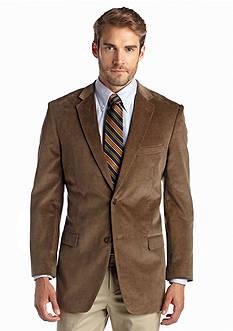 Saddlebred Brown Corduroy Sport Coat