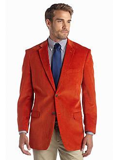 Saddlebred Orange Corduroy Sport Coat