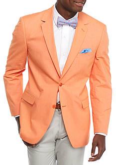Orange Sport Coat Blazer - Sm Coats