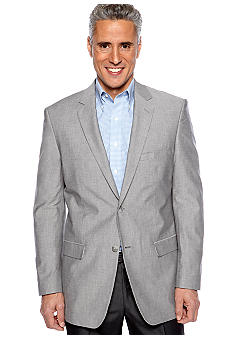 Saddlebred Big & Tall Chambray Sportcoat