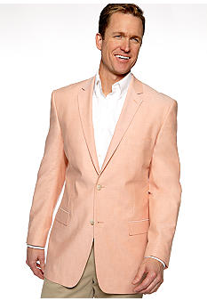 Saddlebred Orange Chambray Sportcoat